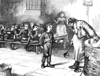 Oliver Twist's Soup Kitchen