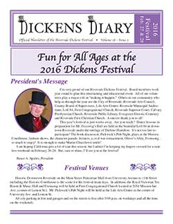 Download The New Issue Of The Dickens Diary