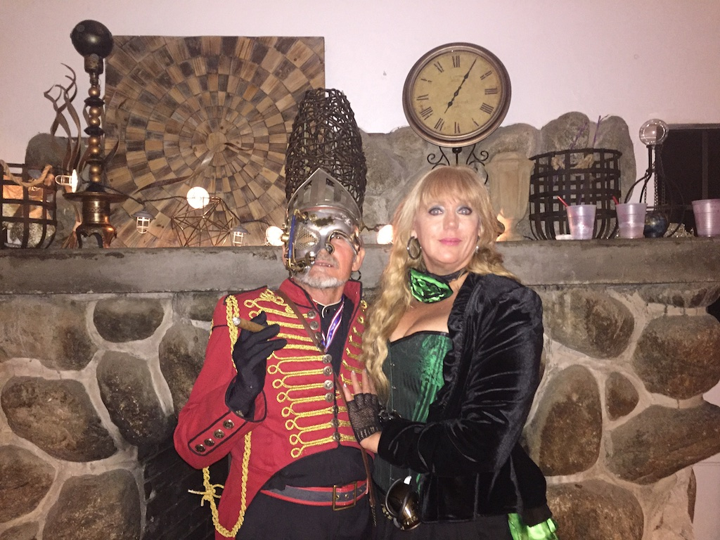 Notes From The Perpetual Motion Steampunk Ball