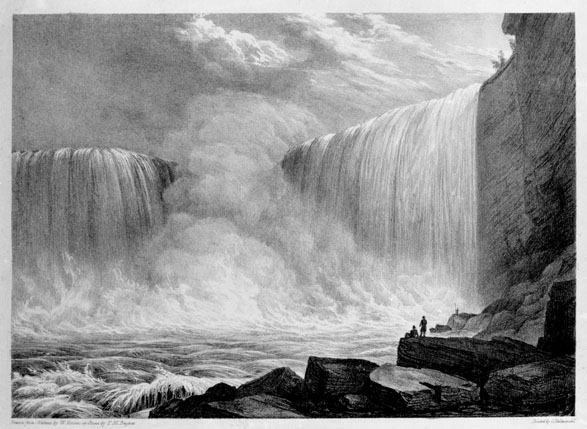American Notes, Chapter XIV: Niagra Falls